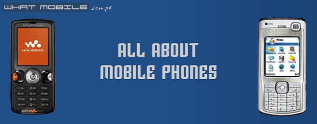 All about mobile phones