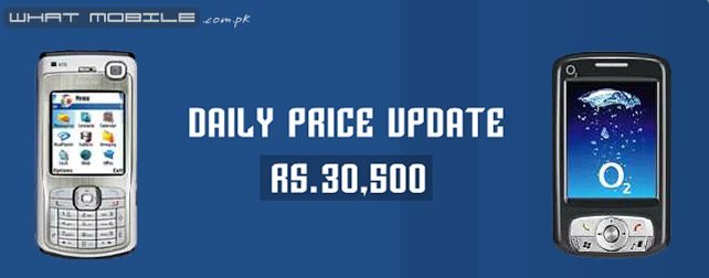 Daily price update